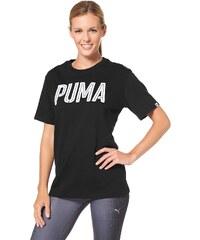 Große Größen: PUMA STYLE INJ THE SWAGGER TEE T-Shirt, Schwarz, Gr.S (36)-L (40)