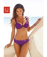 Große Größen: Push-up-Bikini, LASCANA, fuchsia, Gr.34-42