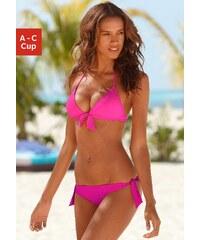 Große Größen: Triangel-Bikini, Venice Beach, pink, Gr.34-40