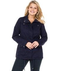 Große Größen: sheego Casual Taillierte Jacke, marine, Gr.40-56