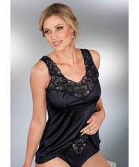 Große Größen: Hemd, Südtrikot, schwarz, Gr.40-52