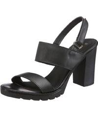 Große Größen: Vero Moda Sandalette, schwarz, Gr.36-41