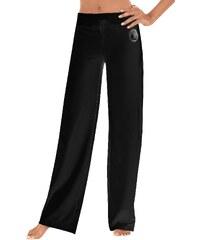 Große Größen: Wellnesshose, H.I.S. Homewear, schwarz, Gr.32/34-56/58