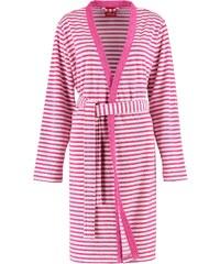 Große Größen: Damenbademantel, s.Oliver RED LABEL, »Rem«, mit Querstreifen, pink, Gr.M-XS