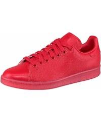 Große Größen: adidas Originals Stan Smith adicolor Sneaker, Rot, Gr.37-46