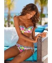 Große Größen: Bikini-Hose ´´Merle´´, Buffalo, bunt bedruckt, Gr.32-42