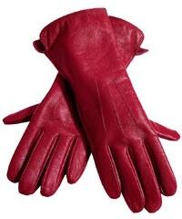 Heine Große Größen: Handschuhe, rot, Gr.7-8