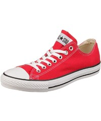 Große Größen: Converse Sneaker »Chuck Taylor AS Core Ox«, rot-weiß, Gr.36-45