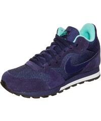 Große Größen: Nike Sportswear MD Runner 2 Mid Sneaker Damen, blau / türkis, Gr.6.5 US - 37.5 EU-8.5 US - 40.0 EU