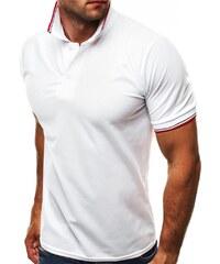 Elegantní bílá polokošile TAHONO 358