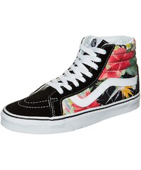 Große Größen: VANS Sk8-Hi Reissue Digi Aloha Sneaker, schwarz / bunt, Gr.8.0 US - 40.5 EU-8.0 US - 40.5 EU