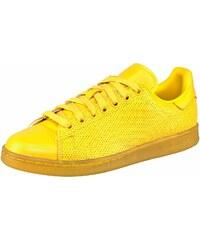 Große Größen: adidas Originals Stan Smith adicolor Sneaker, Gelb, Gr.37-44