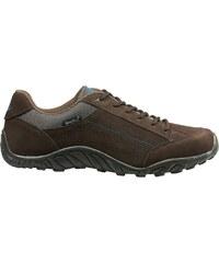Große Größen: Brütting Nordic Walking Schuhe und Freizeitschuhe zum Schnüren »RACEWALK«, BRAUN/BLAU, Gr.36-42