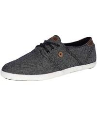Große Größen: Sneaker von FAGUO, schwarz/metallic, Gr.36-41