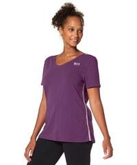 Große Größen: H.I.S T-Shirt, violett, Gr.40/42 (M)-56/58 (XXXL)