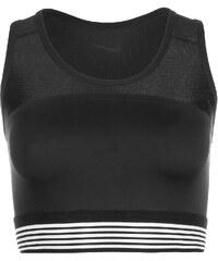 Große Größen: NIKE Motion Trainingstop Damen, schwarz, Gr.M - 40/42-L - 44/46
