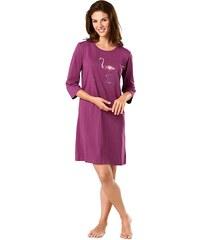 Große Größen: Sleepshirt, Rosalie, bordeaux, Gr.36/38-52/54