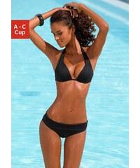 Große Größen: Triangel-Bikini, LASCANA, schwarz, Gr.34-40