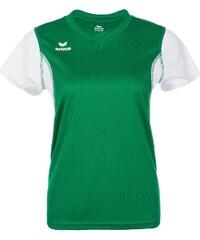 Große Größen: ERIMA T-Shirt Damen, smaragd/weiß, Gr.34-44