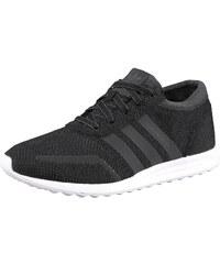 Große Größen: adidas Originals Los Angeles Sneaker, Schwarz-Weiß, Gr.36-42