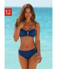 Große Größen: Bügel-Bikini, LASCANA, marine, Gr.36-46