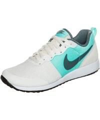 Große Größen: Nike Sportswear Elite Shinsen Sneaker Damen, beige / türkis, Gr.7.0 US - 38.0 EU-9.0 US - 40.5 EU