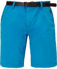 s.Oliver Plek Loose: Chino-Shorts mit Gürtel