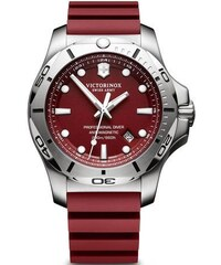 Montre Victorinox INOX Professional Diver - Rouge