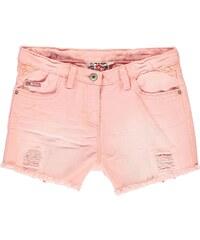 Kraťasy dětské Lee Cooper Coloured Denim Light Pink