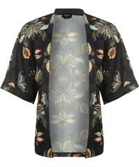 Firetrap Woven Kimono dámské Phantom Leaf