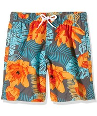 Miami Beach Swimwear Jungen Badeshorts Flower