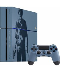 PlayStation 4 (PS4) 1TB + Uncharted 4: A Thief's End Limited Edition Konsolen-Set
