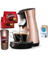 Philips SENSEO® Kaffeepadmaschine HD7831/30 Viva Café, inkl Gratis-Zugaben im Wert von 20? UVP