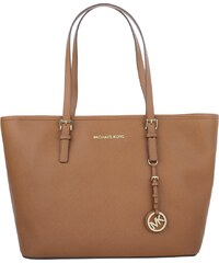 Michael Kors Sacs à Bandoulière, Jet Set Travel Tote Luggage en marron