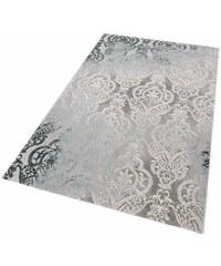 Teppich merinos Bahar Vintage Hoch-Tief-Effekt MERINOS grau 2 (B/L: 80x150 cm),3 (B/L: 120x170 cm),4 (B/L: 160x230 cm),6 (B/L: 200x290 cm)