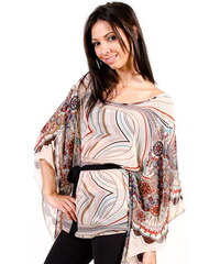 5TH CULTURE Kimono Top CULTURE 8539K1-115