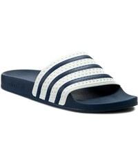 Nazouváky adidas - Adilette G16220 Adiblu/Wht/Adiblu