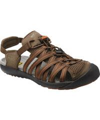 Pánské outdoorové sandále KEEN KUTA M CASCADE BROWN/GINGERBREAD