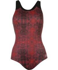 Plavky Slazenger Sport dám. černá/červená