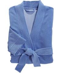 Große Größen: Badejacke, Comtessa, blau, Gr.36/38-52/54