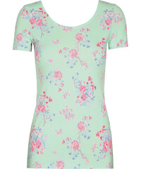 Tally Weijl Mintgrünes Basic T-Shirt