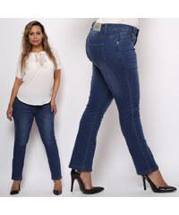 Lesara Klassische Regular Fit-Jeans mit Waschung - 46