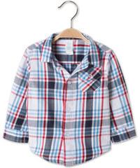 C&A Baby-Hemd in weiß / Blau