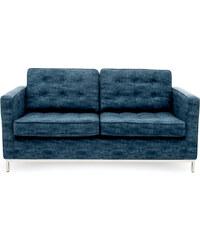 Vivonia Trendy - Warehouse 1 Pohovka pro dva Ben, tmavě modrá