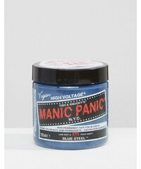 Manic Panic - NYC - Coloration crème semi-permanente pour les cheveux - Acier bleu - Gris