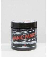 Manic Panic - NYC - Coloration crème semi-permanente pour les cheveux - Noir corbeau - Noir