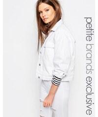 Waven Petite - Veste en jean - Blanc