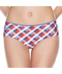 LAUMA lingerie Kalhotky Adventure modročervená 36