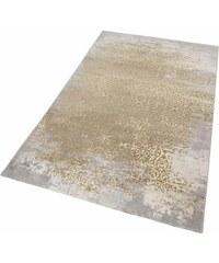 MERINOS Teppich merinos Gayla Vintage Hoch-Tief-Effekt natur 2 (B/L: 80x150 cm),3 (B/L: 120x170 cm),4 (B/L: 160x230 cm),6 (B/L: 200x290 cm)