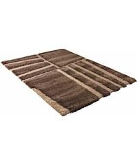 Hochflor-Teppich Impression 1901 Höhe 50 mm gewebt IMPRESSION natur 2 (B/L: 80x150 cm),3 (B/L: 120x170 cm),4 (B/L: 160x230 cm),6 (B/L: 200x290 cm)